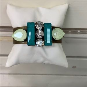 Green Loren Hope Cuff
